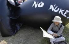 Sette italiani su dieci vogliono un'Italia che dice NO alle armi nucleari