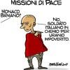 URANIO IMPOVERITO NEI GIOVANI MILITARI ITALIANI ALL'ESTERO