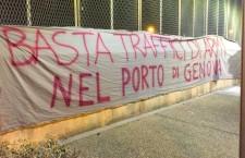 Genova : dopo la vittoria dei camalli e di chi lotta per la pace