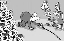 Il circolo vizioso della concentrazione di ricchezza