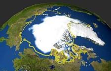 Lo scioglimento dell'Artico sta portando alla luce una 'bomba di carbonio'