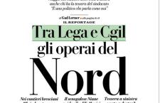 """""""Voto Salvini ma mi tengo stretto Landini"""", gli operai del Nord tra Lega e Cgil"""