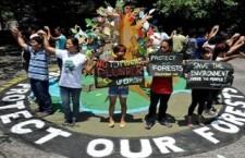 La linea nera della violenza ambientale