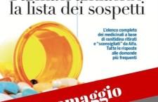 L'istant book sull'allarme sui 700 farmaci antiacido