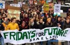 «Siamo i/le giovani contro i potenti della terra»