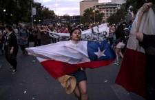 LaMarchaMásGrande. Un milione di cileni per bruciare il neoliberismo