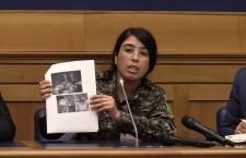 «State con noi o con i jihadisti?». La comandante Ypj Dalbr Jomma Issa a Montecitorio