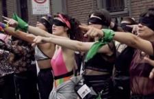 """""""Uno stupratore sulla tua strada"""". La performance femminista cilena diventa virale in tutto il mondo"""