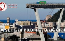 Autostrade: privatizzare gli utili e socializzare i drammi