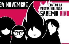 Siamo Rivolta: il 23 novembre manifestazione nazionale Non Una Di Meno