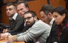 «Vogliono colpire il dissenso». Parla Jacopo Bindi, ex-militante in Rojava sotto processo a Torino
