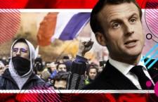 La grève générale può fermare Macron