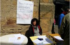 """Oggi in piazza le """"Magliette Bianche"""" per protestare contro le mancate bonifiche dei SIN (siti di interesse Nazionale)."""