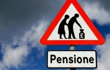 Lo spettro delle pensioni si aggira per lo Stivale