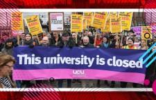 Nel Regno Unito lo sciopero blocca le università