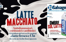 Antibiotici e farmaci nel latte italiano: le analisi choc del Salvagente