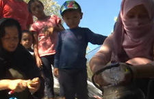 Moria, filo spinato e droga: inferno greco per migranti