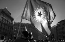 Roma, corteo per la libertà di Öcalan e la pace in Medio Oriente
