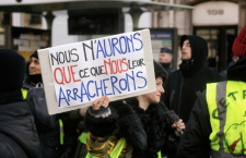 Francia, la repressione di Macron