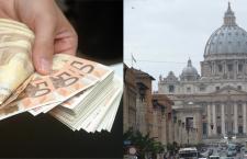l Vaticano non paga 4 miliardi di ICI arretrato e il governo papalino tace