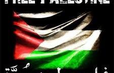 NO all'annessione dei territori palestinesi occupati!
