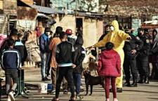Appunti sulla pandemia nella città di muri