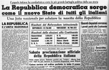 2 Giugno, festa della democrazia