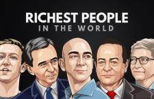 La lotta di classe dei miliardari poveri