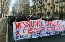 Torino: divieti di dimora e arresti domiciliari per studenti e studentesse antirazzisti/e