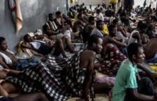 Aiuti militari italiani alla Libia mentre i migranti continuano a marcire nei lager