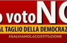 NO al referendum confermativo di settembre. Un voto politico: la Costituzione va attuata, non demolita pezzo dopo pezzo