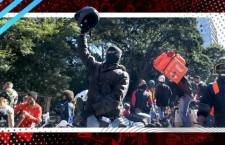 I riders latinoamericani lanciano lo sciopero globale