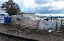 San Ferdinando: tendopoli cancellata, migranti in strada