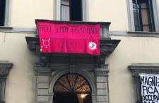 «La Magni*fica è ovunque». Sgomberata la casa delle donne di Firenze