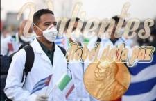 E' ufficiale, i medici cubani candidati al Nobel per la Pace