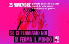 Non Una di Meno, 25 novembre: bombing contro la narrazione violenta dei media
