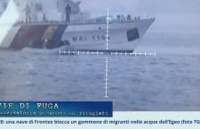 Respingimenti nel Mediterraneo