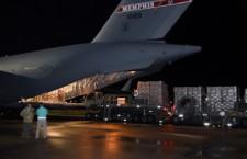 Tamponi in fuga. I misteri dei trasporti militari USA dalla base di Aviano a Memphis