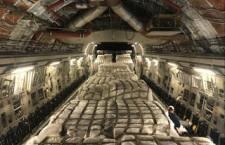 Dalla Lombardia agli USA via base di Aviano, cinque milioni di tamponi in 30 giorni di lockdown