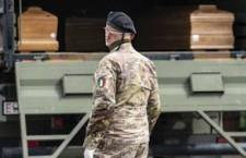 La militarizzazione della pandemia