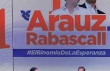 """Ecuador: a fianco del """"binomio della speranza"""" Arauz-Rabascall"""