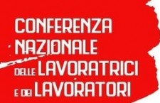 Conferenza nazionale lavoratrici e lavoratori