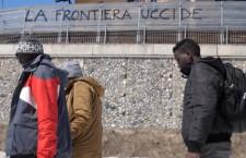 ANCORA CRITICA LA SITUAZIONE DEI MIGRANTI SULLA ROTTA  NORD-OVEST DELLE ALPI