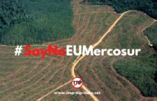 Fermiamo il trattato UE-Mercosur