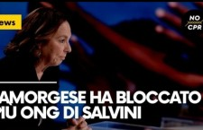 RETE NO CPR: LAMORGESE HA BLOCCATO PIU' ONG DI SALVINI