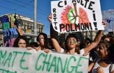 LO SCIOPERO GLOBALE PER IL CLIMA