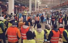 La repressione politica dei lavoratori della logistica a Piacenza