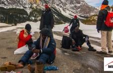 Valle di Susa. Le traversie dei migranti ai confini con la Francia