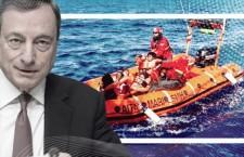 La guerra alle Ong nell'Italia di Draghi
