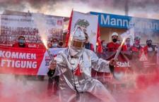 Metallurgici tedeschi, il tempo è denaro